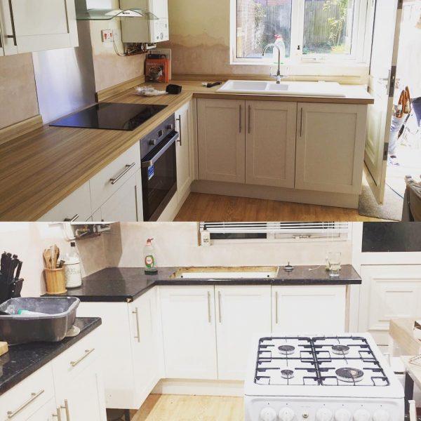 Kitchen installers in Ferndown