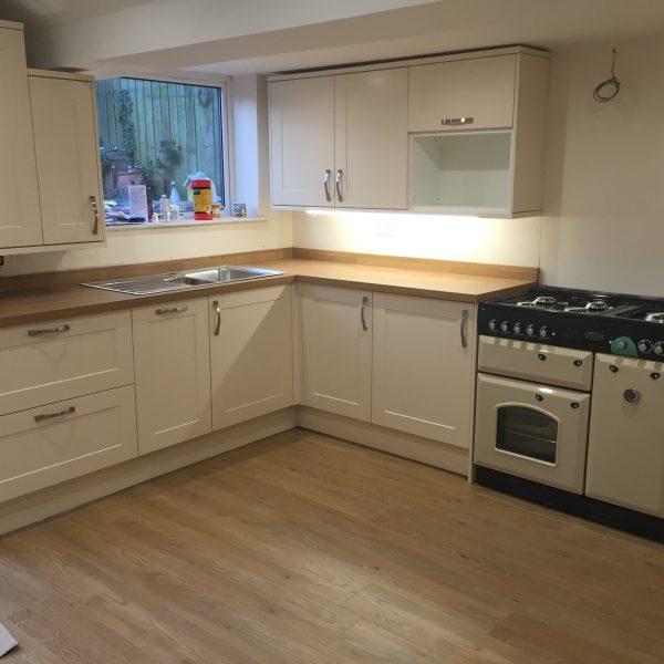 kitchen fitting poole